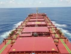 بحران در صنعت کشتیرانی فله