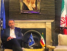 دکتر طاهری پور:شرکت بزرگ سرمایه گذاری اکسین،ایجاد اشتغال ،گسترش رشد اقتصادی