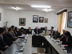 با حضورمدیر کل امور اجتماعی و فرهنگی استانداری مازندران در فرماندار نور صورت گرفت