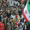 راهپیمایی باشکوه ۲۲ بهمن با حضور فرماندار شهرستان نور در ایزدشهر برگزار شد+تصاویر