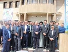 با حضور استاندار مازندران؛ مرکز درمانی شهید پولادی چمستان به بهره برداری رسید.