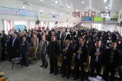 بزرگداشت حماسه ۹ دی روز ملی بصیرت در شهرچمستان برگزار شد+ تصاویر
