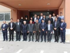 جلسه شورای آموزش و پرورش شهرستان نوردر دبیرستان شهید تونی رویان برگزار شد.