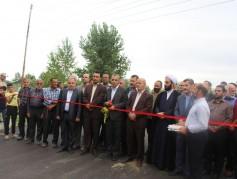 با اعتباری بالغ بر ۲۰۰میلیون تومان فاز اول طرح هادی در روستای سنگتاب افتتاح شد.