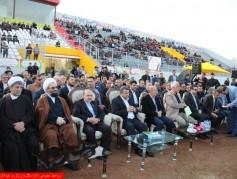 ✅با حضور وزیر ورزش؛ ورزشگاه شهید ناطق نوری شهرستان نور به بهره برداری رسید