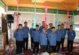 با حضور مسئولین طرح ملی لاله های روشن (یادواره ۴۰۰۰ شهید در ۴۰۰۰ مدرسه) در دبیرستان شهید جمشیدی برگزار شد