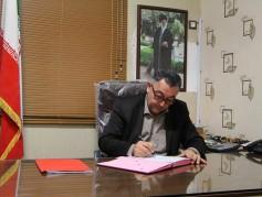 پیام تبریک مهندس چمن آرا شهردار چمستان بمناسبت روز شوراها