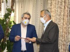 دکتر عابدینی:تغییر وضعیت کادر خدماتی بیمارستان امام خمینی (ره) نور از شرکتی به قراردادی
