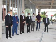 گامهای استوار مسئولین برای به سرانجام رساندن بخش دیالیز بیمارستان امام خمینی (ره) نور