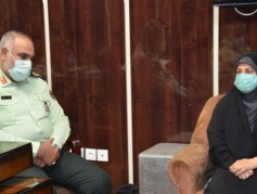 مدیرکل امور زنان و خانواده استانداری مازندران تاکید کرد:نیروی انتظامی در صف نخست اجرای قانون حفظ حقوق کودکان و نوجوانان