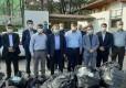 طرح مازندران پاک در پارک جنگلی شهر رویان به اجرا در آمد