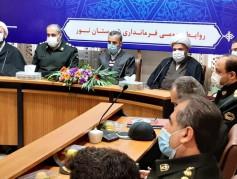 فرماندار نور:نیروی انتظامی به عنوان رکن اصلی برقراری نظم و امنیت و آرامش از جایگاه بالا و ارزش و اهمیت خاصی برخوردار است