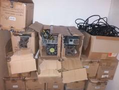 کشف ۲۰ دستگاه استخراج ارز دیجیتال غیر مجاز در شهرستان نور
