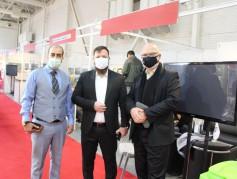 حضور هدفمند شرکت سرمایه گذاری هومت پارس کاسپین در نمایشگاه بینالمللی صنعت گردشگری تهران