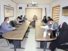 جلسه هم اندیشی اعضای شورای اسلامی شهر نور با سرپرست و مسئولین دوائر شهرداری