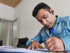 پیام تبریک رئیس شورای درویشکلا بمناسبت فرا رسیدن هفته دولت