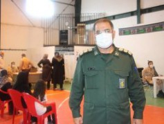 فرمانده ناحیه مقاومت بسیج شهرستان نور خبر داد افزایش خدمت به بیماران کرونایی با کمک نرمافزار جامع «امین»